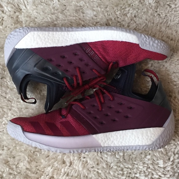 a3a9ee64190d Adidas James Harden Vol 2 AH2124 Boost Rockets